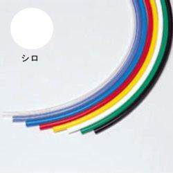 画像1: U2チューブ U2-4-12X8 シロ 100M